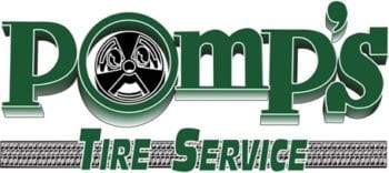 Pomps tire logo larger